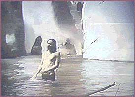 jim morrison HWY film still: bathing