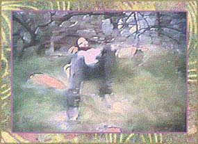 jim morrison HWY film still: relaxing
